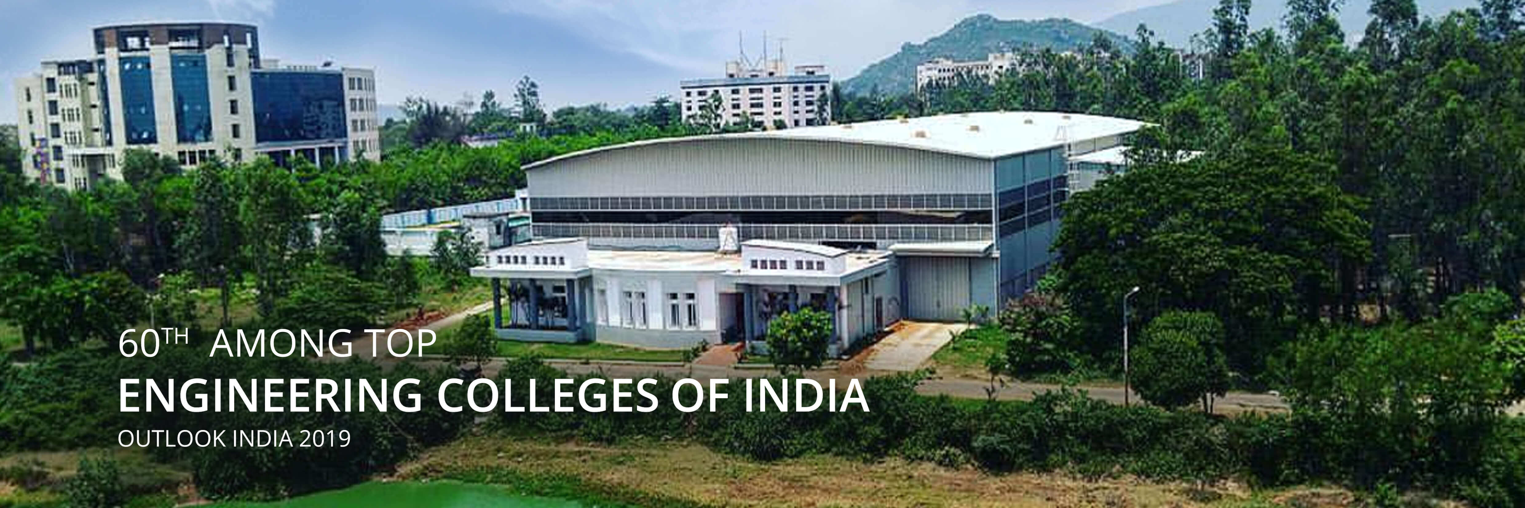 NIST is one of the best engineering and management colleges in India